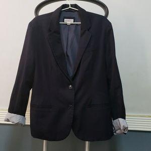 Merona navy blazer